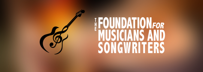 Foundation for Musicians Banner