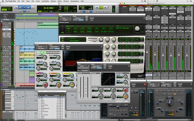 Avid ProTools Music Mixing Myths