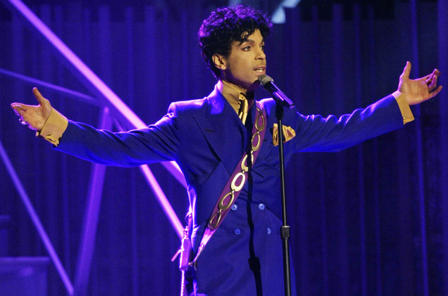 Prince's Estate Signs With Universal Music Publishing